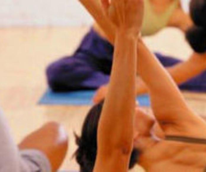 Clase de yoga en Sant Gervasi