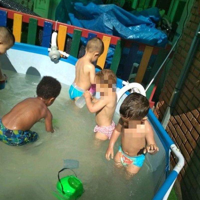 CELEBRA TU CUMPLEAÑOS EN NUESTRO PATIO CON JUEGOS DE AGUA Y PISCINAS: Actividades de Como mola