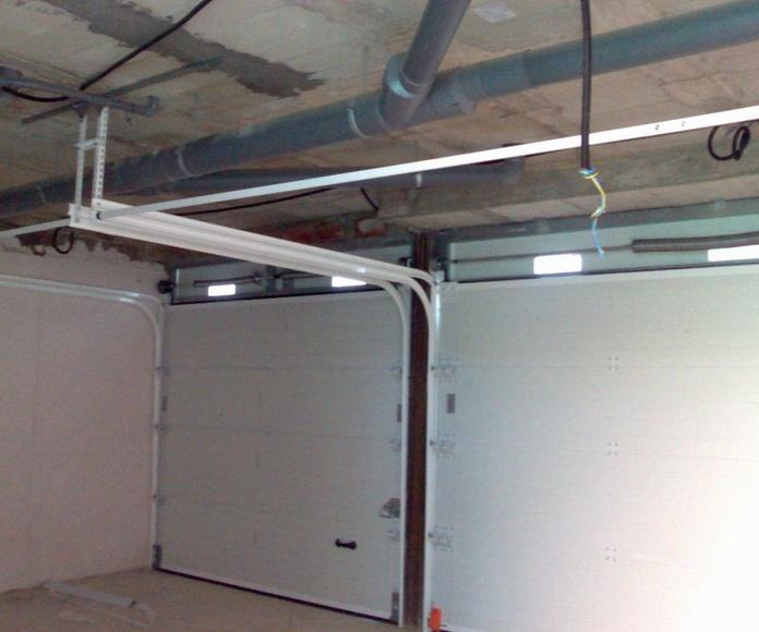 Interiores de puertas: Productos y Servicios de Portaloy
