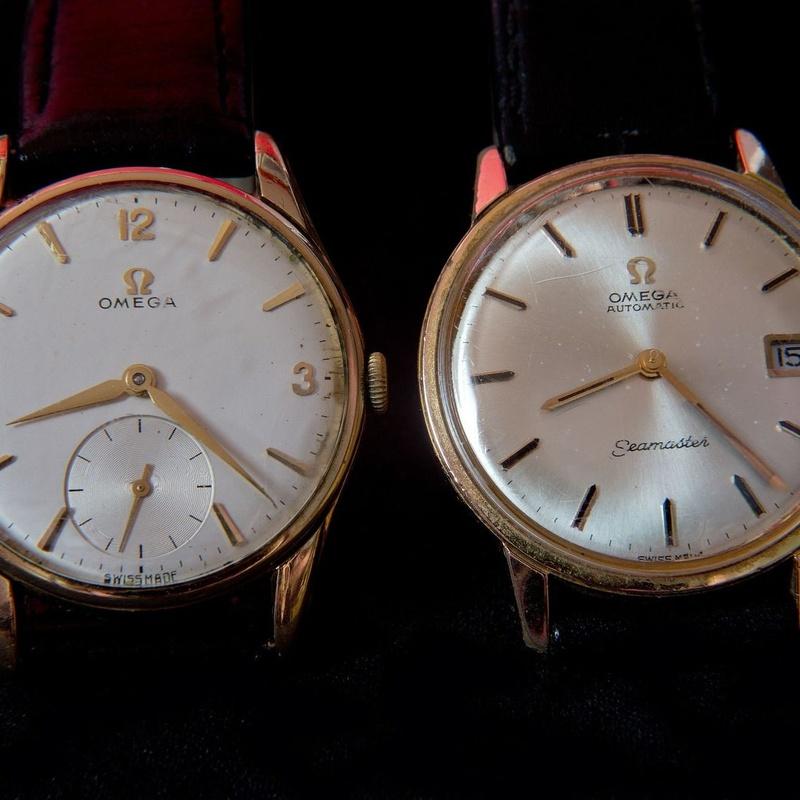 compra de relojes antiguos barcelona