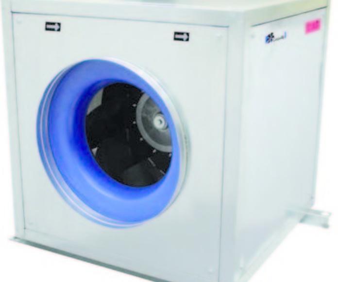 Extractores centrífugos inmersos zona de riesgo F400: Productos y servicios   de Difusión y Ventilación (Divent)
