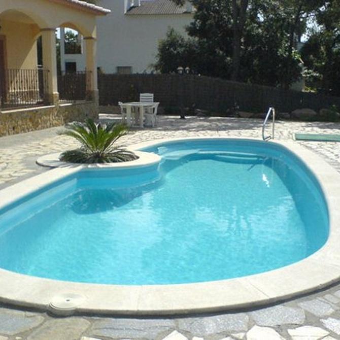 El pH del agua de la piscina