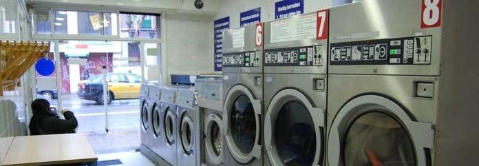 Autoservicio de lavado de ropa en Barcelona