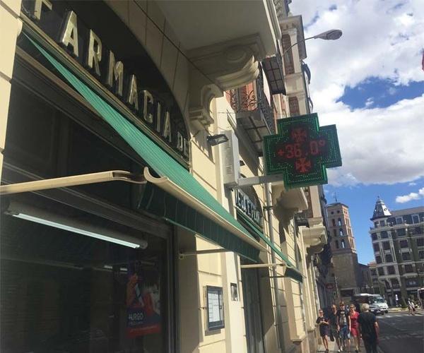 Farmacia especializada en ortopedia en León