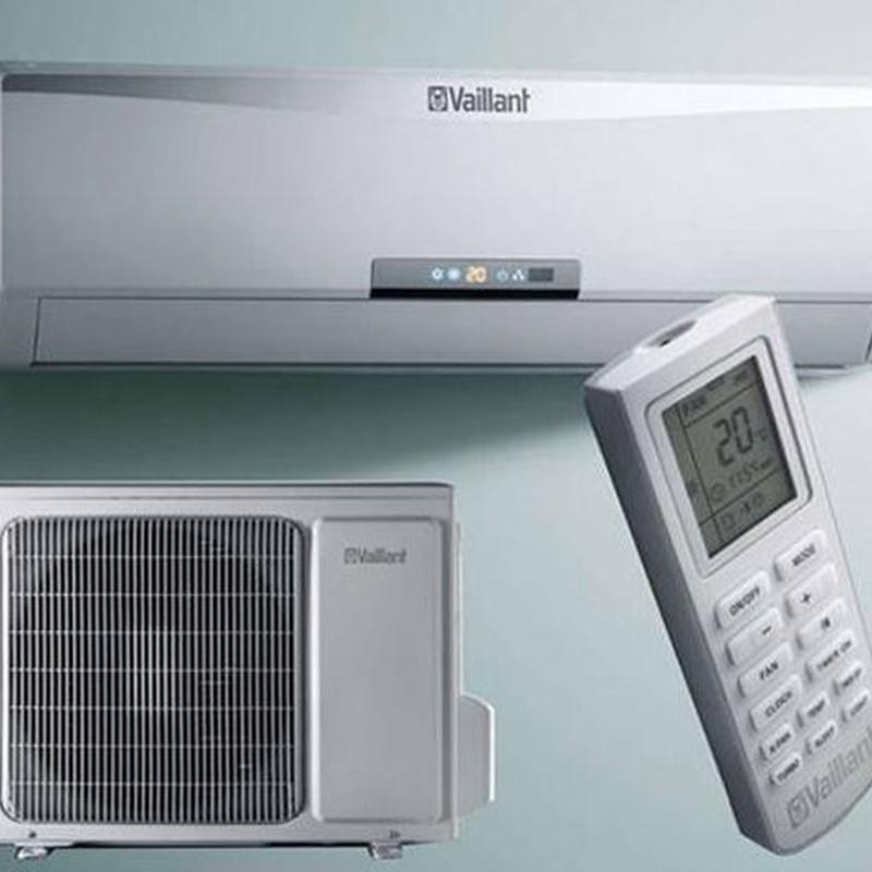 Vaillant VAI 6-035Wn: Productos de Cold & Heat Soluciones Energéticas