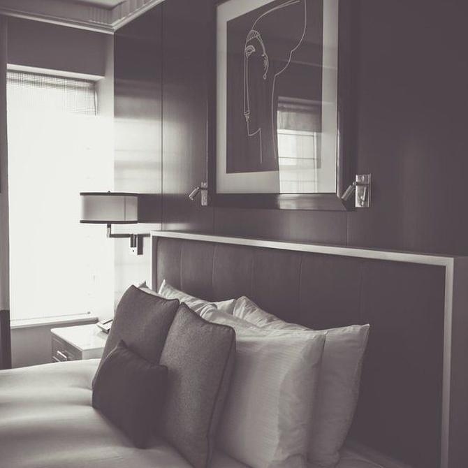 ¿Por qué los hoteles suelen tener cortinas térmicas?