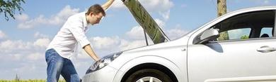 El verano, periodo en el que más aumenta la asistencia en carretera
