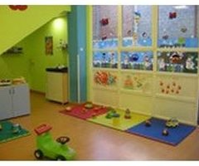 Psicopedagoga y psicomotricista: Servicios de Centro Infantil  Arco Iris