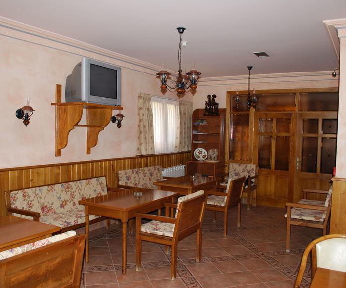 Hostal Restaurante en Posada de Valdeón