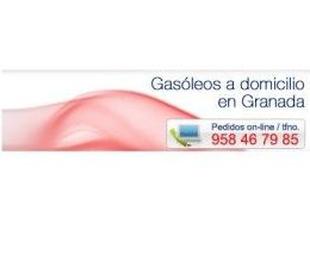 Gasoil para calefacción Granada.