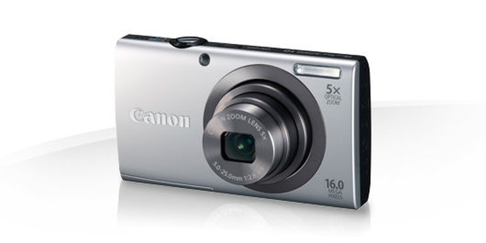 Canon PowerShot A2300 - camara comparta digitales de foto y video HD