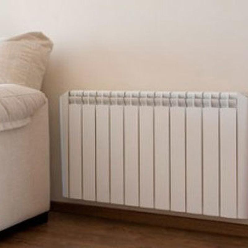 Instalación calefacción eléctrica en León