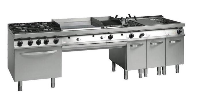 Maquinaria y elementos de cocina: Servicios que prestamos de Innovaex