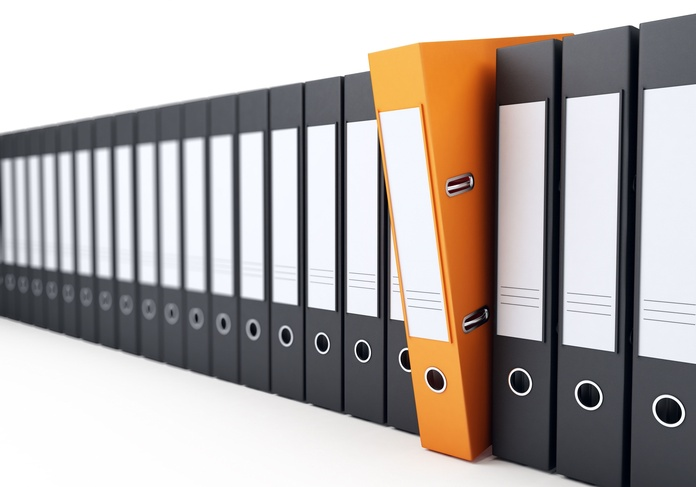 Organización de archivos: Servicios de Ica Siglo XXI