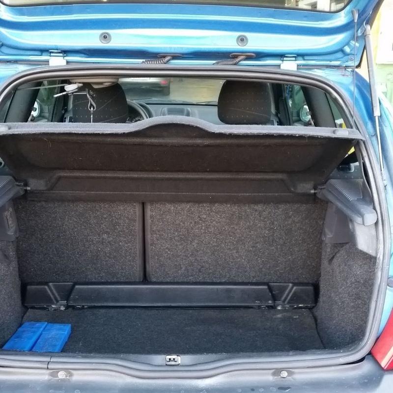 Renault Clio: Servicios mecánicos de Davial Motor