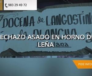 Asador restaurante en Valladolid | La Solana