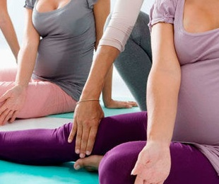 Pilates para embarazas y post parto