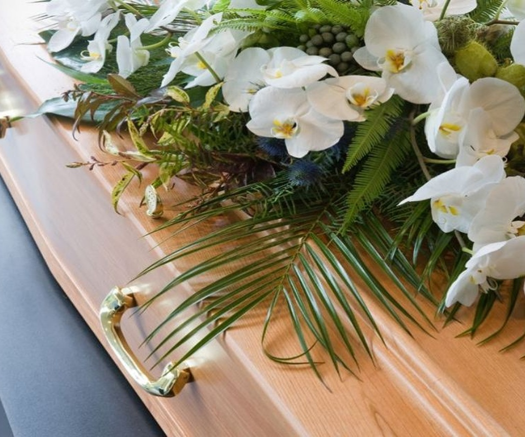 Flores en el funeral... ¿desde cuándo?