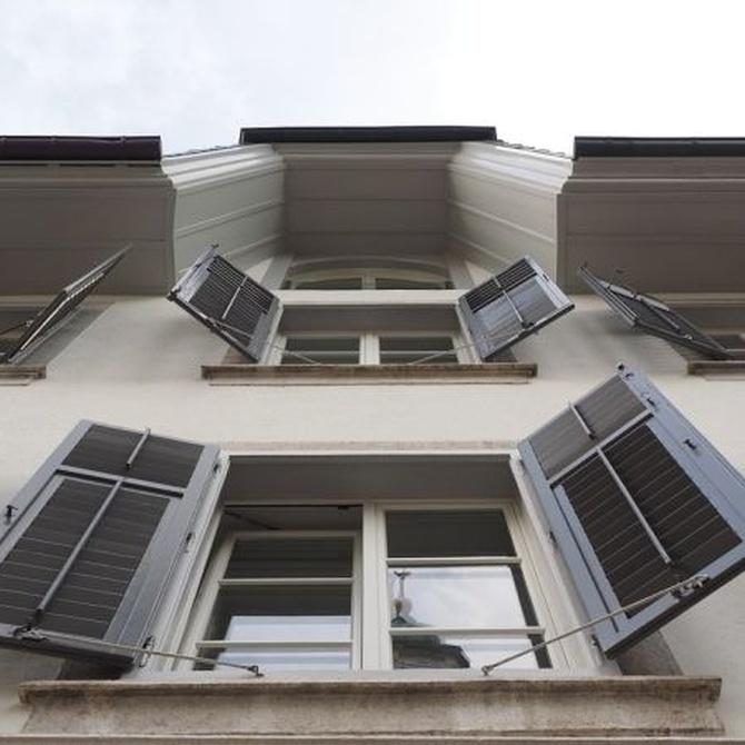 Tipos de apertura que puedes escoger para las ventanas de tu hogar