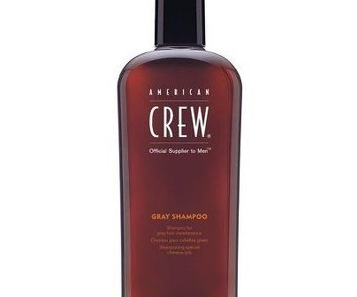 Gray Shampoo de American Crew: Productos y servicios de Antonio Peluquero