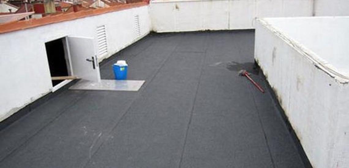 Empresas de impermeabilizacion en Getxo de tejados