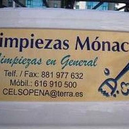 Limpieza de comunidades en Santiago de Compostela | Limpiezas Mónaco