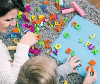 Funciones ejecutivas: Servicios de Beatriz de las Heras Psicopedagogía