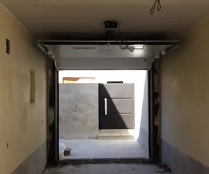 Puertas automáticas - Aluminios Alcaman