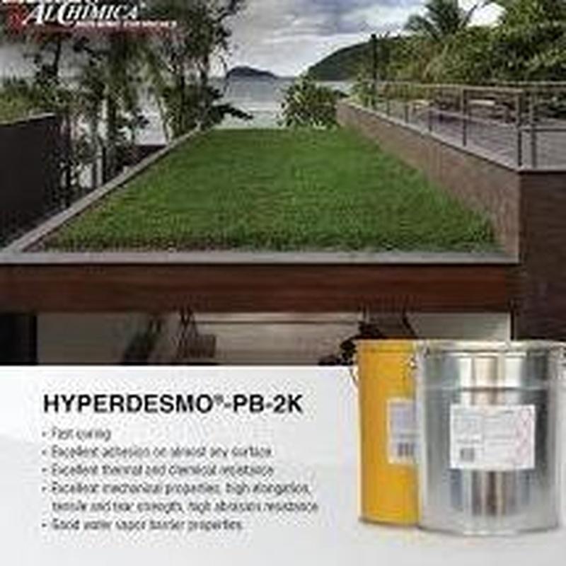 Hyperdesmo pb2k en almacén de pinturas en ventas.