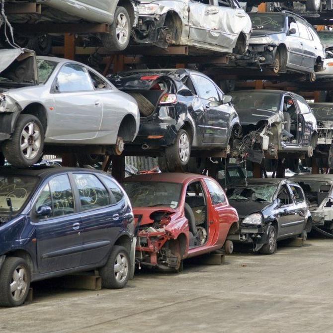 ¿Qué es y para qué sirve un certificado de destrucción de vehículo?