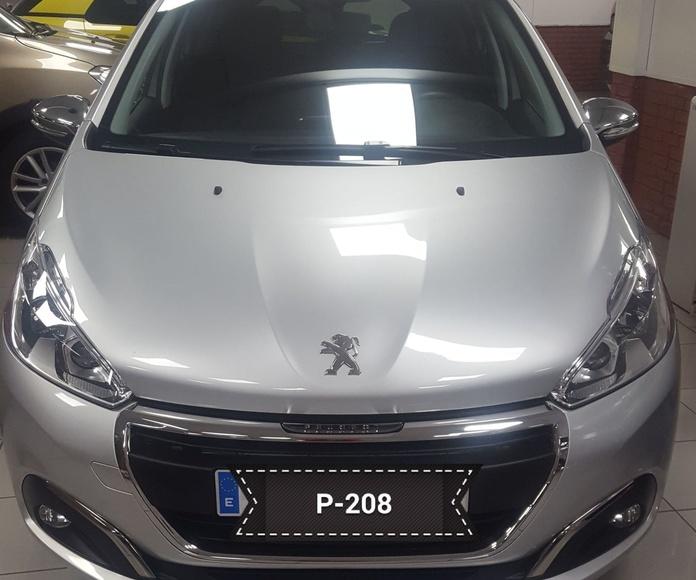 Peugeot 208 Style 1.6 Bluehdi: Catálogo de Automòbils Rambla