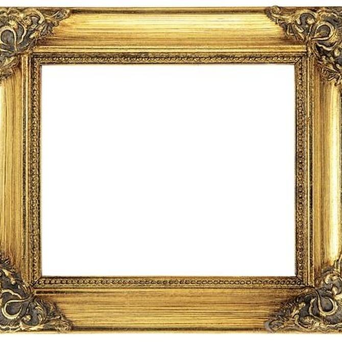 El marco como obra de arte