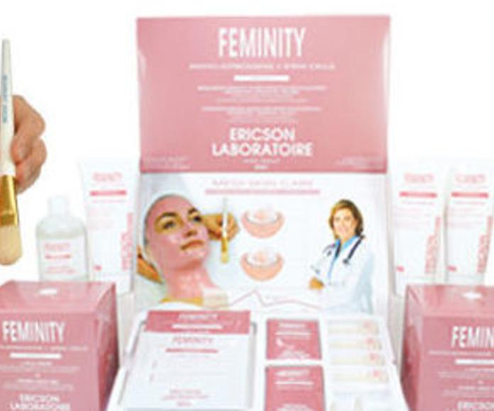 Tratamiento de la feminidad