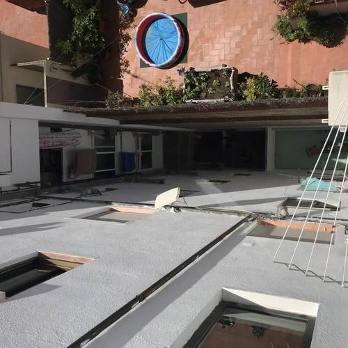 Reformas de patios en Ciutat Vella Barcelona | Namka Reformas