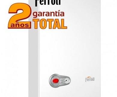 CALDERAS FERROLI BARATAS TLF 912315307 DESDE 800€ CON IVA