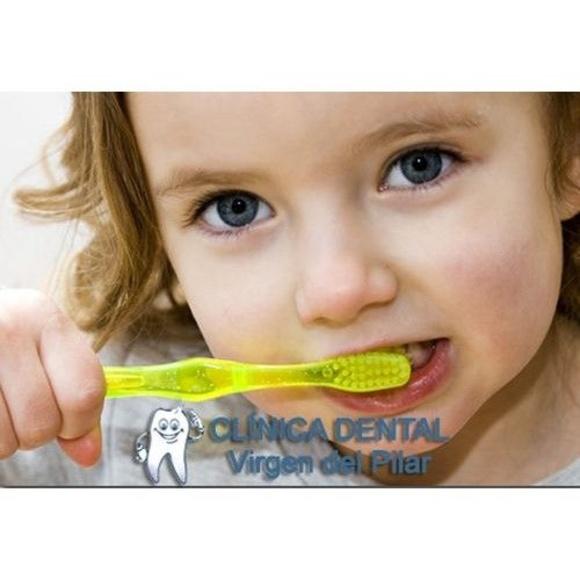 Odontopediatría: Tratamientos de Clínica Dental Virgen del Pilar