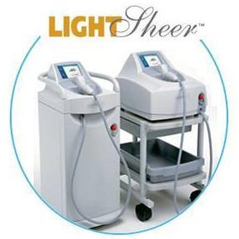 Depilacion laser LIGHT SHEER
