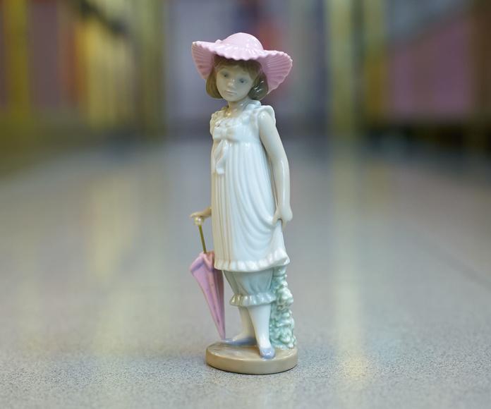 Nao by Lladró: Porcelana y mantelerías de Angel's Souvenirs