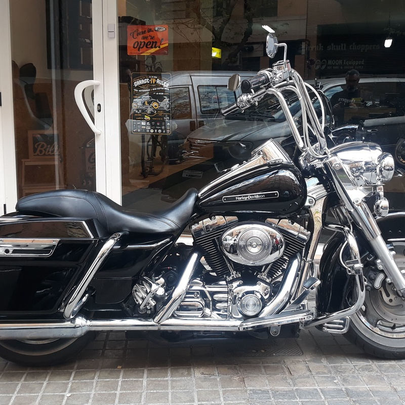 venta harley davidson Valencia,  venta roadking,  venta motos custom en Valencia,  venta motos custom en España