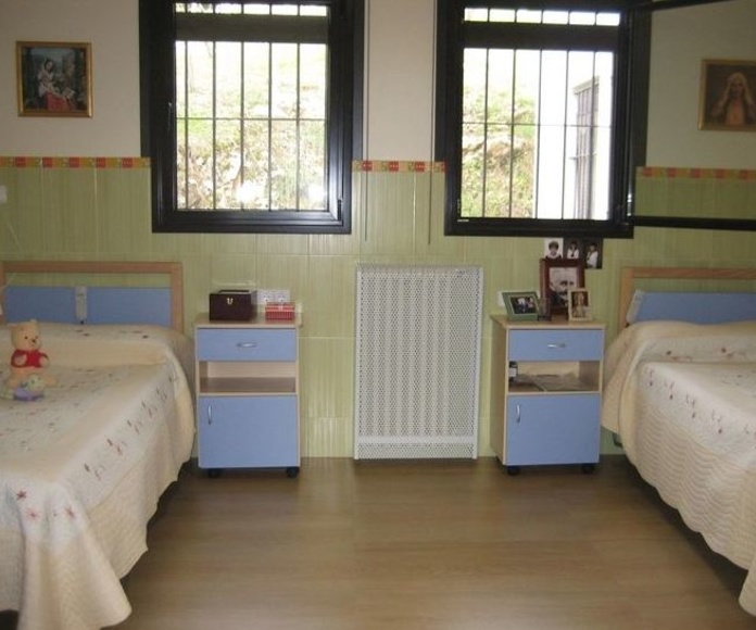 Habitaciones: La Residencia de Residencia San José de la Montaña