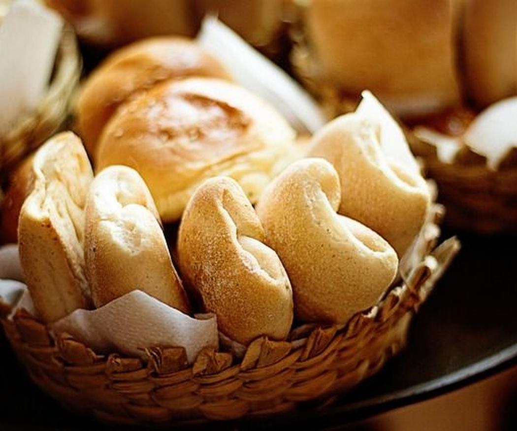 Las bondades de las cestas de pan