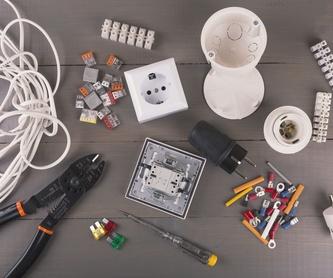 Menaje: Productos y servicios de Ferretería Nuria