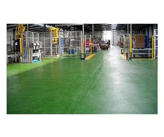 Élite en el sector industrial: Servicios de Elite Revestimientos Continuos, S.L.