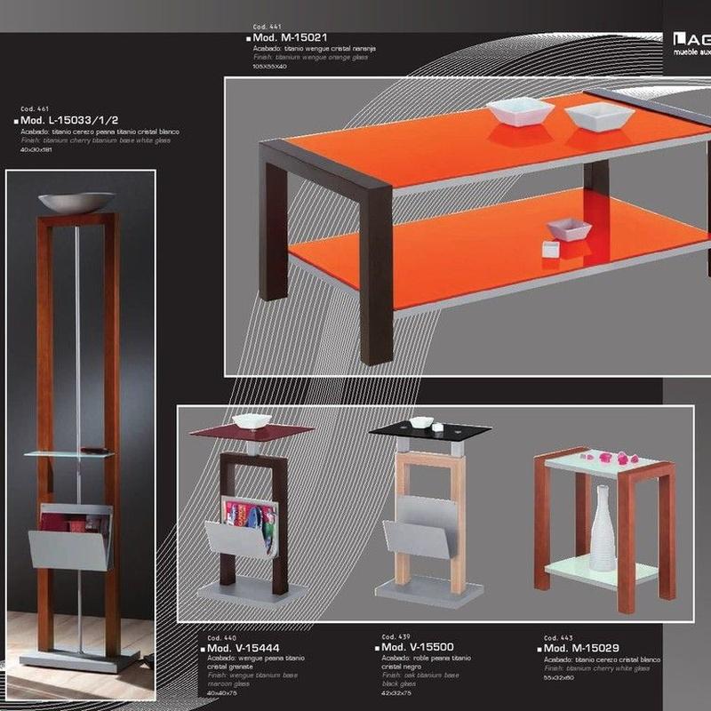Laguna: Catálogos de muebles de Muebles Salvador