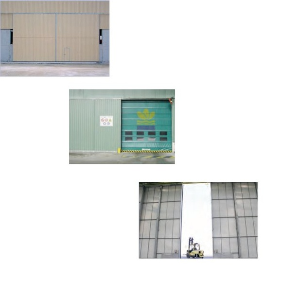 Puertas correderas para cierre de fachadas: Servicios de Puertas Nueva Castilla Gipuzkoa
