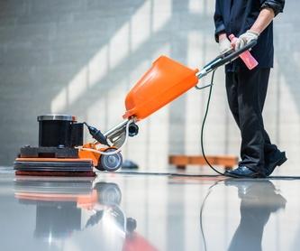 Limpiezas de hogar: Limpiezas en general de Limpiezas Lipamas