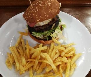 Bocadillos, sandwich y hamburguesas