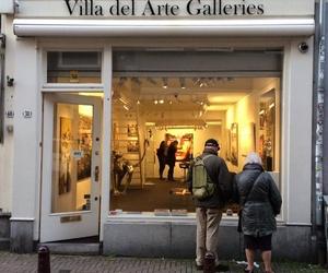 Galería de arte en Ámsterdam