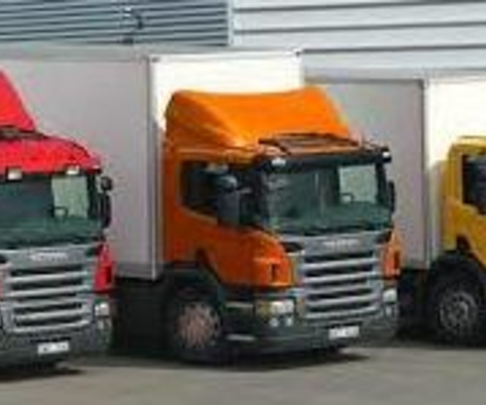 Vehículos industriales: CATÁLOGO de Autotaller Salt