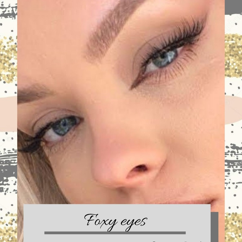 Foxy eyes: Tratamientos de Corporestetic